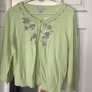Banana Republic Sweater Size M Petite